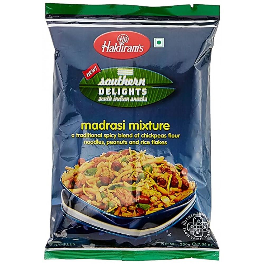 Haldiram's Southern Delights Madrasi Mixture (200g)