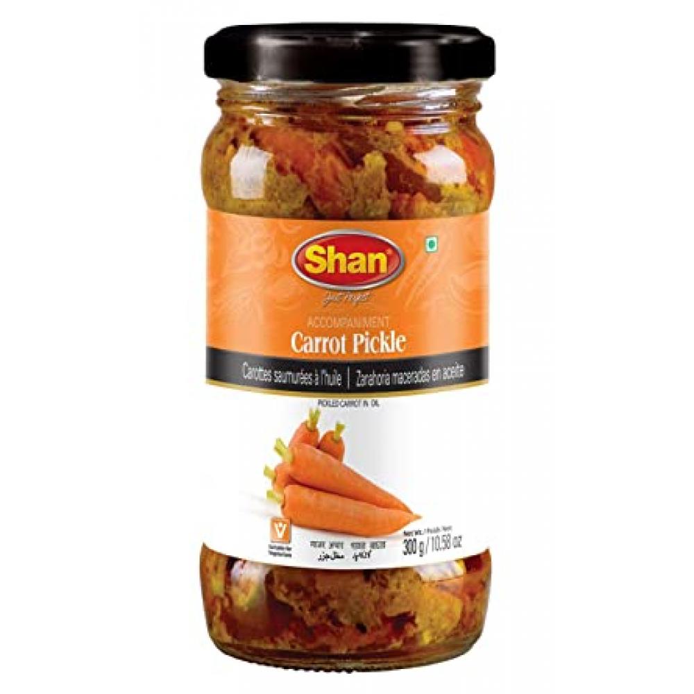 Shan Carrot Pickle 300g