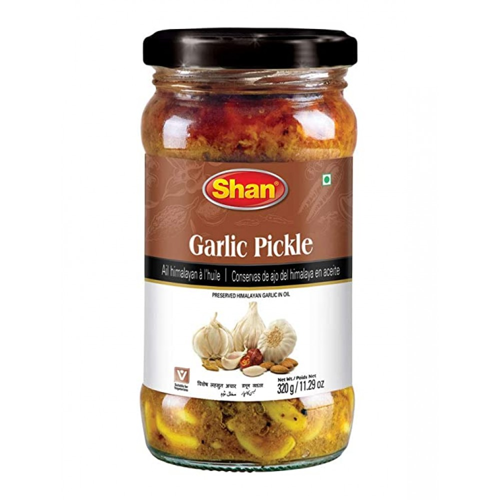 Shan Garlic Pickle 300g