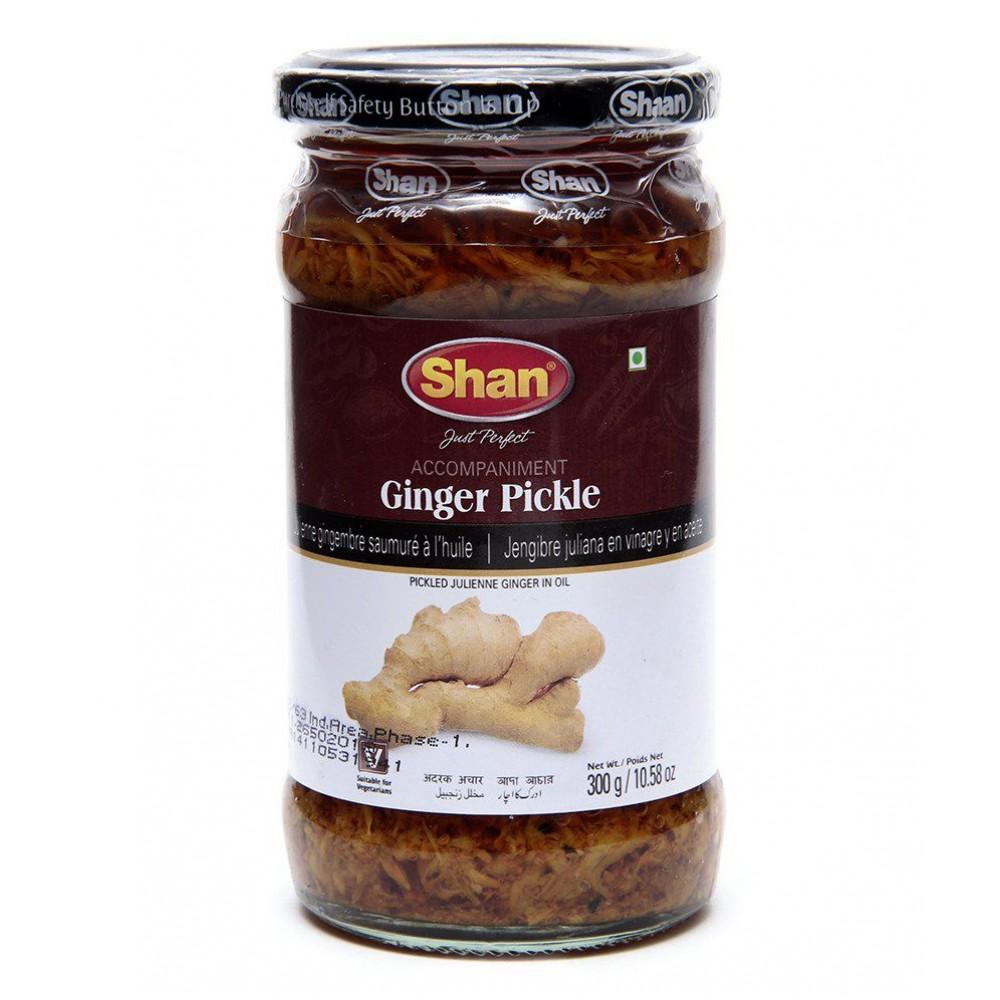 Shan Ginger Pickle 300g