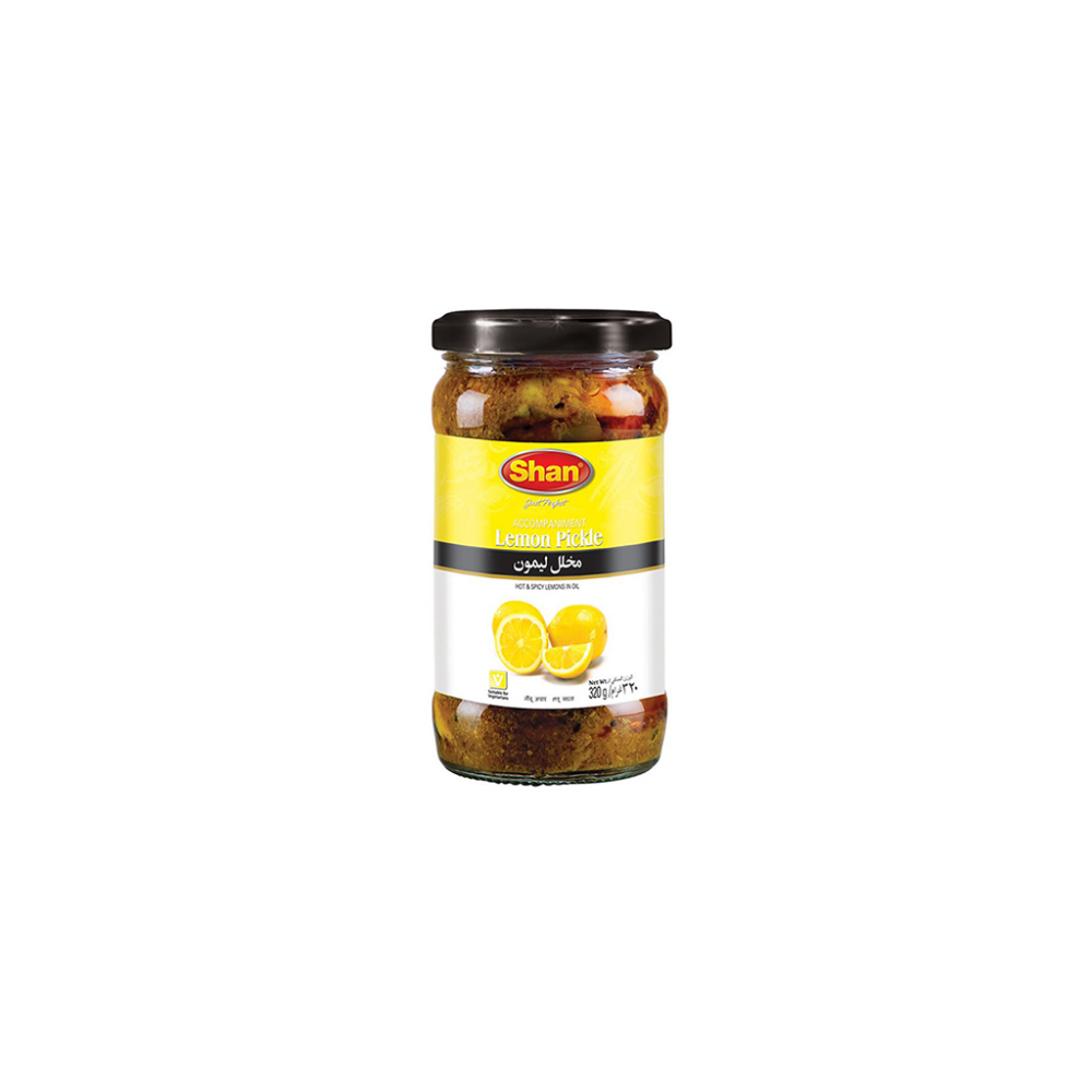 Shan Lemon Pickle 300g