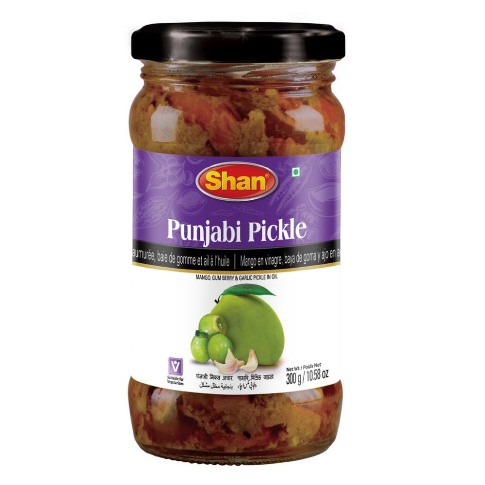 Shan Punjabi Pickle 300g