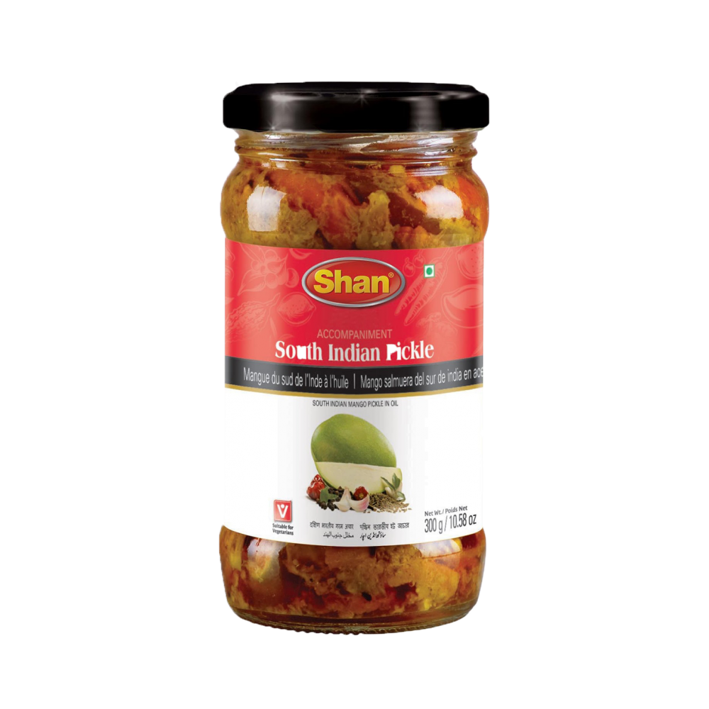 Shan South Indian Pickle 300g