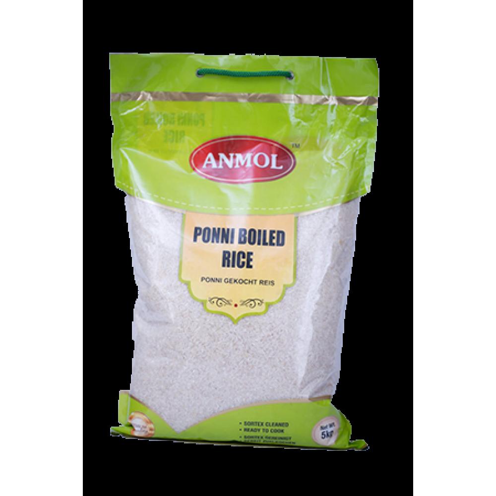 Anmol Ponni Boiled  rice 5kg