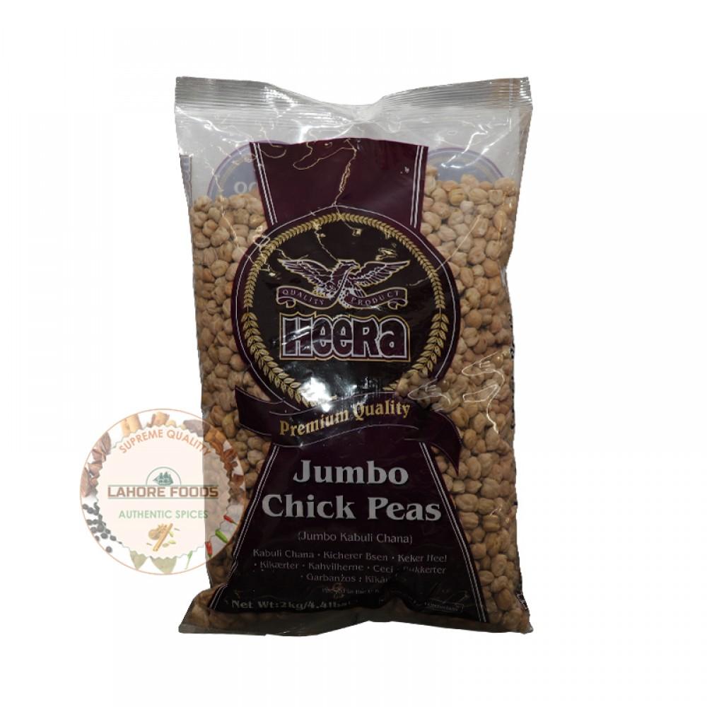 (Heera) Jumbo ChickPeas 2Kg