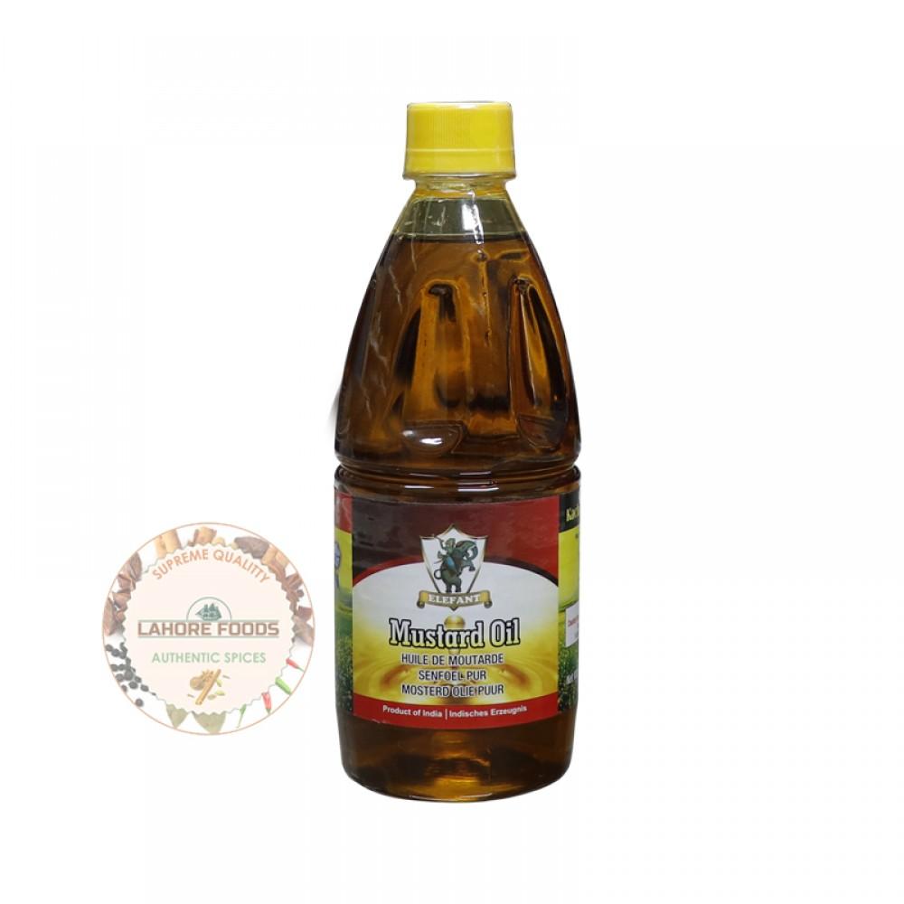 Hořčičný olej 500ml