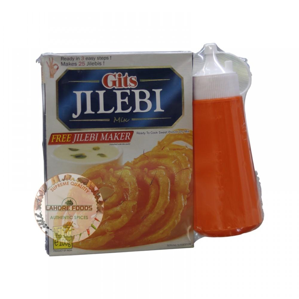 GITS JILEBI (FREE JILEBI MAKER