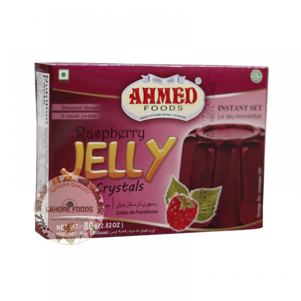 Rasberry jelly crystal 80g